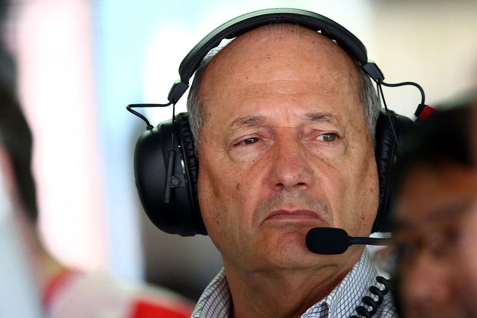 Председатель совета директоров и гендиректор McLaren Technology Group Рон Деннис
