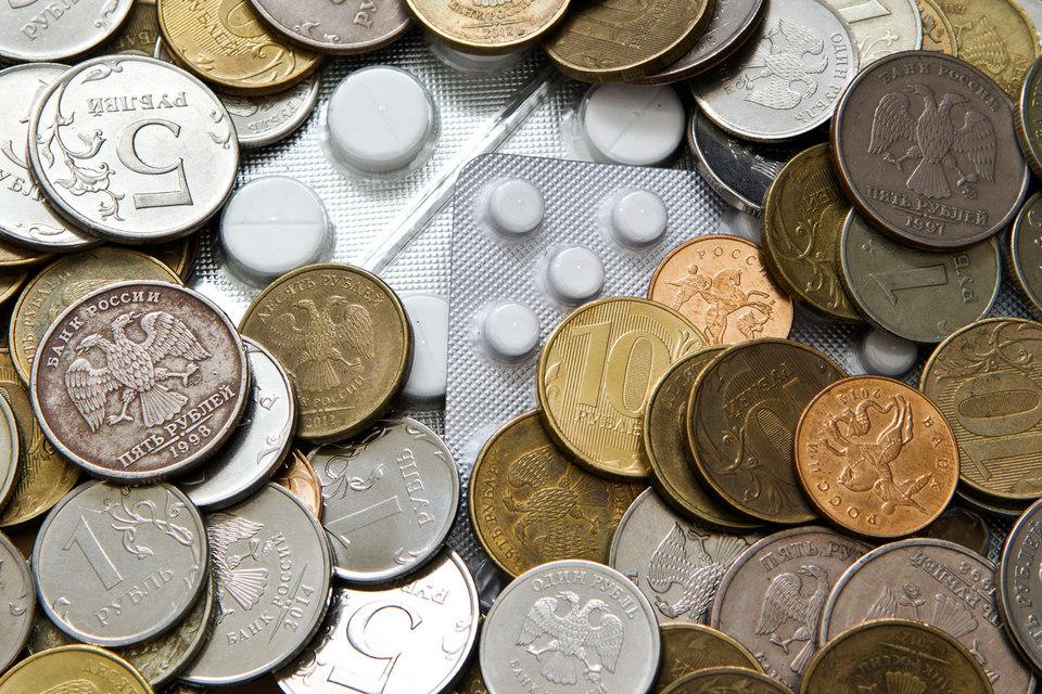 В деньгах российский фармацевтический рынок сократился в первом полугодии на 4,2% к уровню годовой давности до 621 млрд руб.