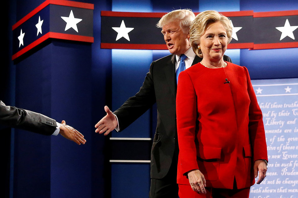 Клинтон умело использовала слабые места Трампа