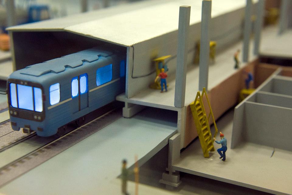 Конкурсы на предпроекты новых участков петербургского метро выиграла компания из Московской области