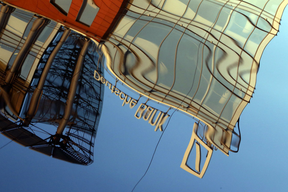 Deutsche Bank в пятницу в полной мере испытал, насколько переменчива бывает судьба