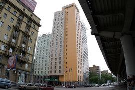 «Сафмар» ищет покупателя на часть своего гостиничного портфеля, включая Hilton Moscow Leningradskaya на 273 номера, «Holiday Inn Сущевский» (на фото) на 310 номеров и «Holiday Inn Лесная» на 301 номер