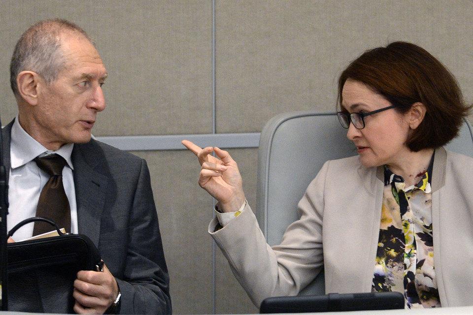 Алексей Симановский переходит на должность советника председателя ЦБ Эльвиры Набиуллиной