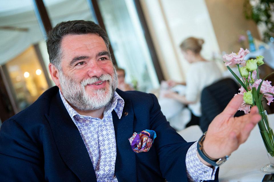 Основной владелец, председатель совета директоров группы Bosco di Ciliegi Михаил Куснирович