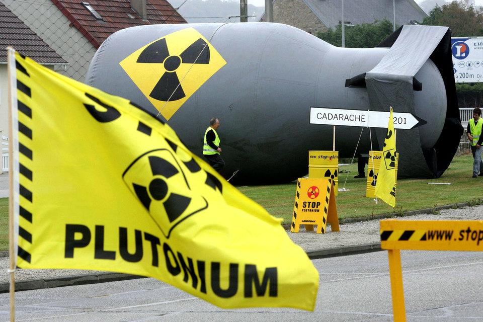 Россия приостановила межправительственное соглашение с США об утилизации оружейного плутония