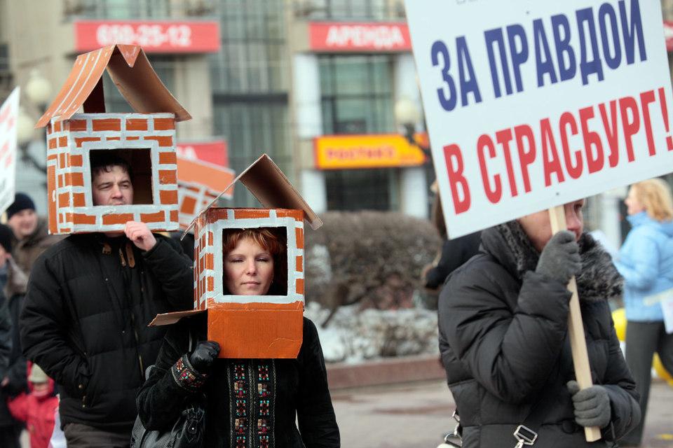 В Страсбургский суд из России поступила уже вторая жалоба на приговор за призывы к сепаратизму, еще две на подходе