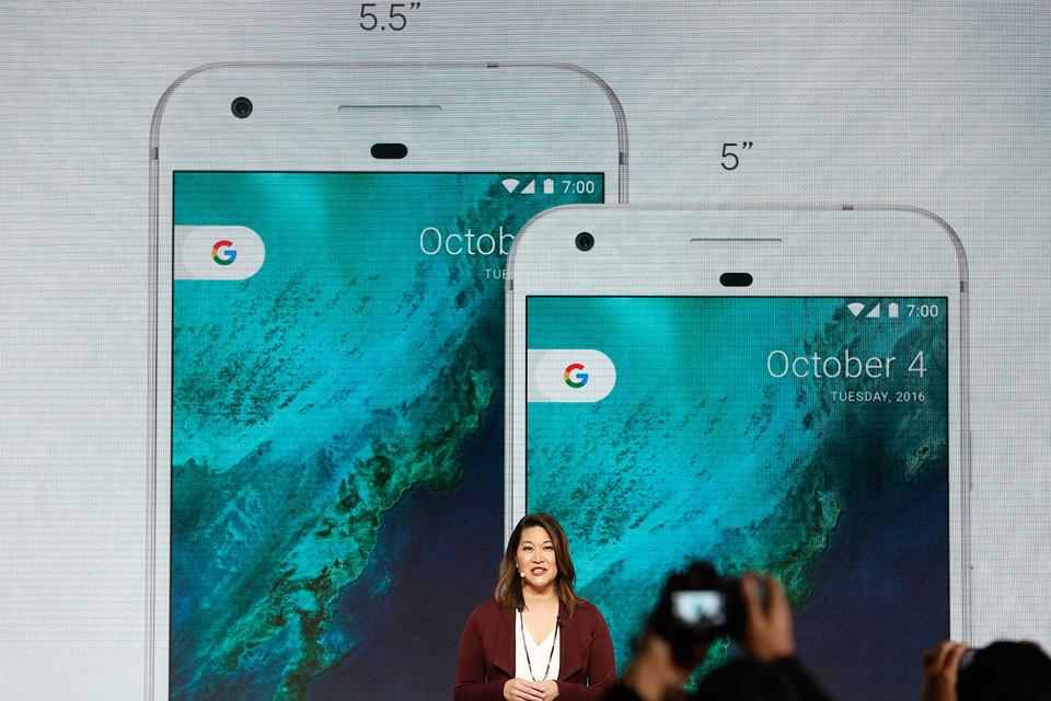 Google объявил цену собственных смартфонов Pixel