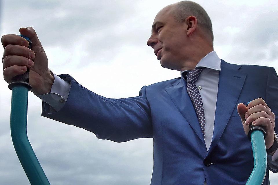 Министр финансов Антон Силуанов перенастроил бюджет под кризис