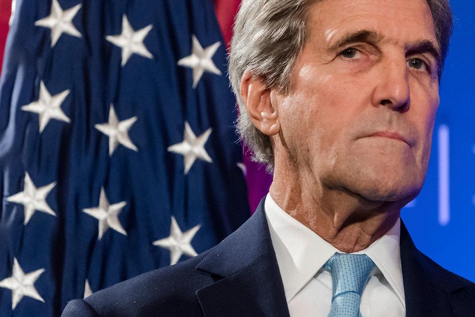 Керри считает, что Россия должна предстать перед военным трибуналом из-за Сирии