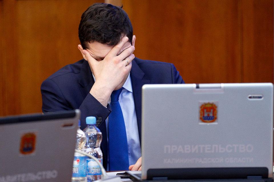 Антон Алиханов неожиданно для всех пошел на повышение