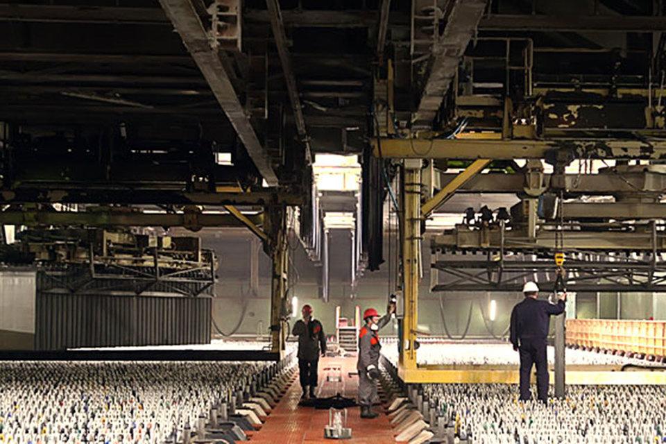ФАС разрешила УГМК консолидировать 100% Челябинского цинкового завода