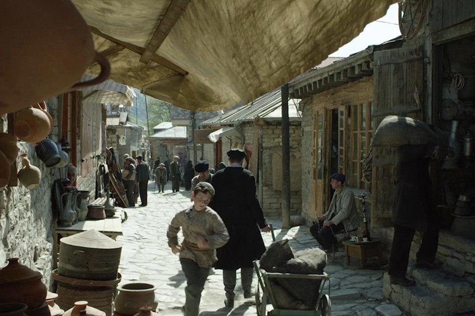 Жюри отдало главную награду казахскому фильму «Дорога к матери» (нафото – кадр из фильма)