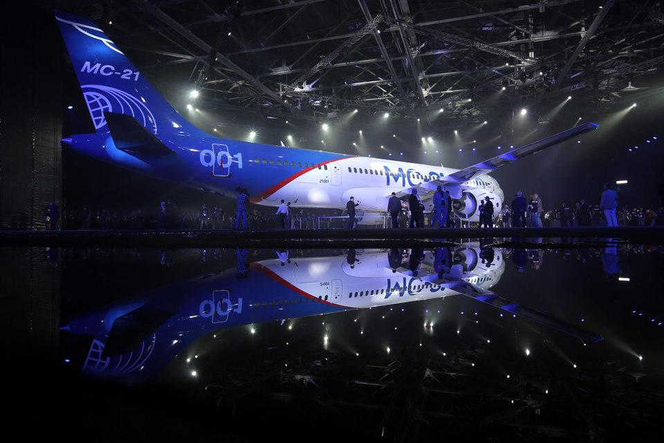 Государству придется выделить около 200 млрд руб. для поддержки продаж нового самолета МС-21. Только так он имеет шанс конкурировать с Airbus и Boeing