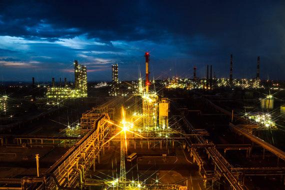 Доля «Башнефти» в российской добыче нефти – около 4%, в переработке – менее 7%