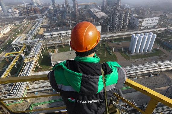 Единый комплекс НПЗ «Башнефти» состоит из трех заводов – «Уфанефтехима», УНПЗ (на фото) и «Новойла»