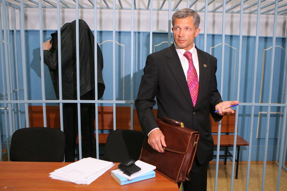 Игорь Трунов обжаловал в Лефортовском суде решение Совета адвокатской палаты Московской области о лишении его адвокатского статуса за критику руководства палаты