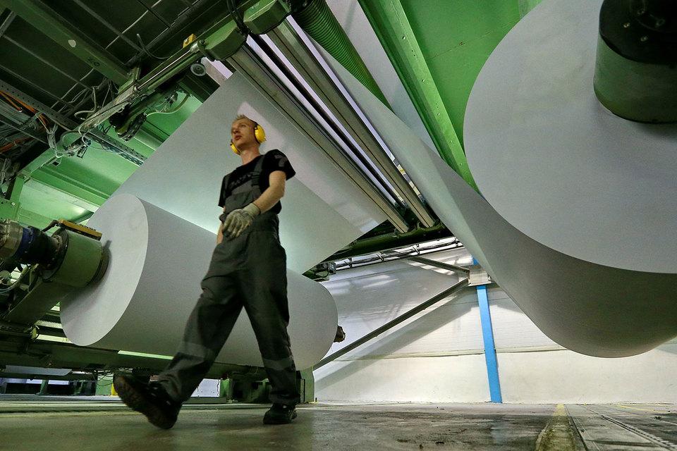 К производству бумаги в России Mondi Group добавила мощности по выпуску упаковки для продуктов питания