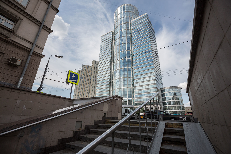 К владельцу офиса Nordstar Tower на Беговой подан иск о банкротстве –  ВЕДОМОСТИ 606fa44a17f