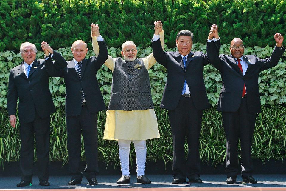 На саммите также был подписан ряд межведомственных соглашений