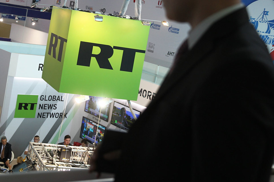 Банк National Westminster закрыл счета Russia Today
