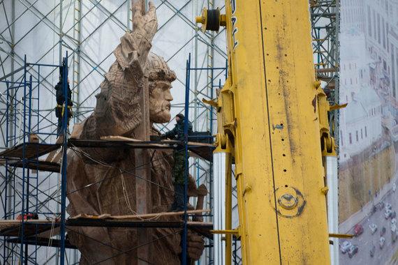 normal 1efb Последние приготовления к открытию памятника князю Владимиру