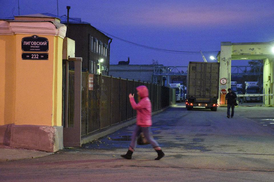 Бывшие промышленные территории планируется застроить жильем
