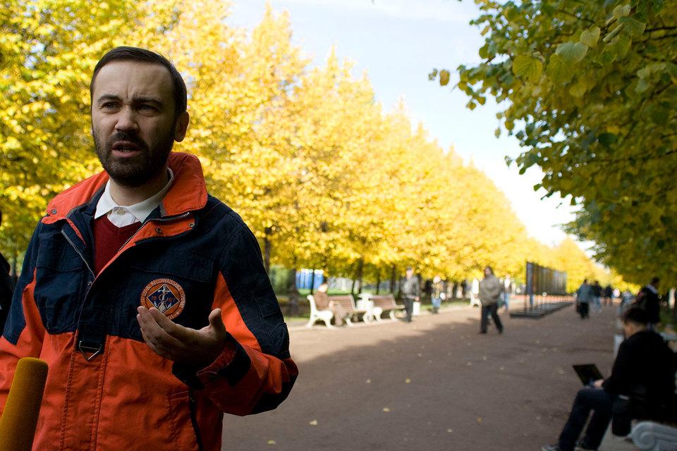 Илья Пономарев стал первой жертвой нового закона о прогульщиках