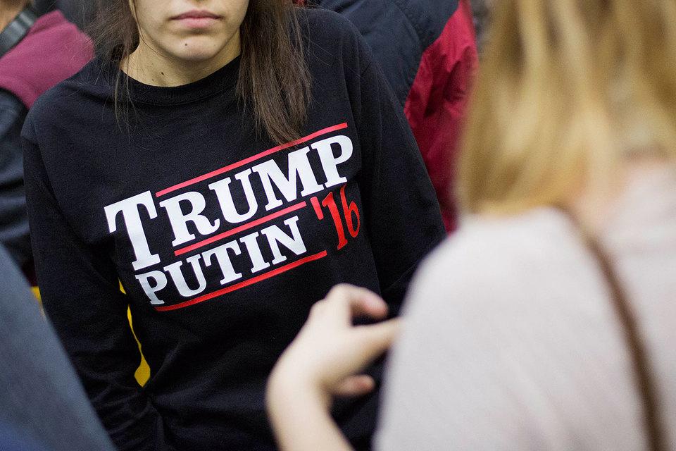 Дональда Трампа любят только в России, выяснили социологи
