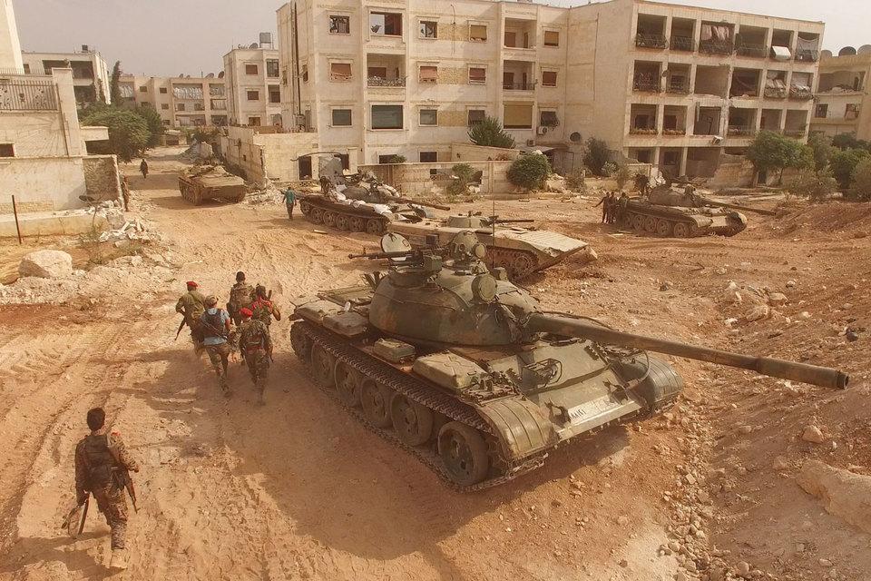 Российские ВКС и ВВС Сирии идут на этот шаг для введения гуманитарной паузы