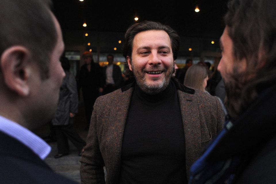 Сергей Минаев стал главным редактором журнала Esquire