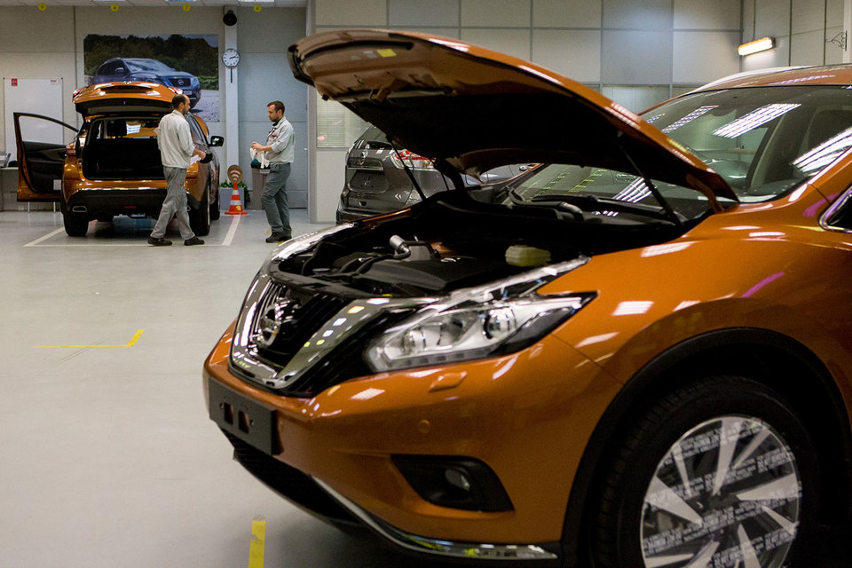Данные сентября говорят о том, что по итогам года петербургский автопром не вырастет