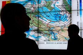 Для прогнозирования погоды синоптикам нужен суперкомпьютер