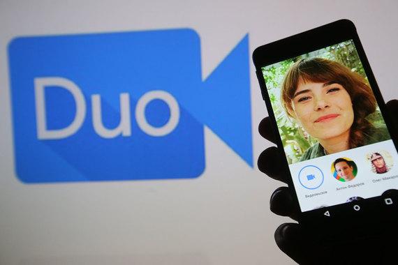 Такое же количество баллов (53) у еще одного мессенджера от Google  - Duo