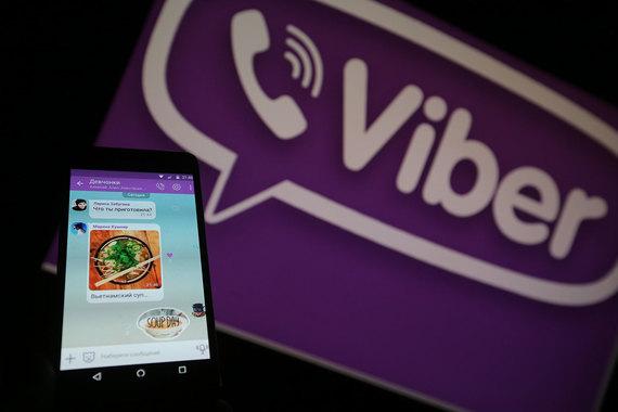 Мессенджер Viber также набрал в рейтинге 47 баллов