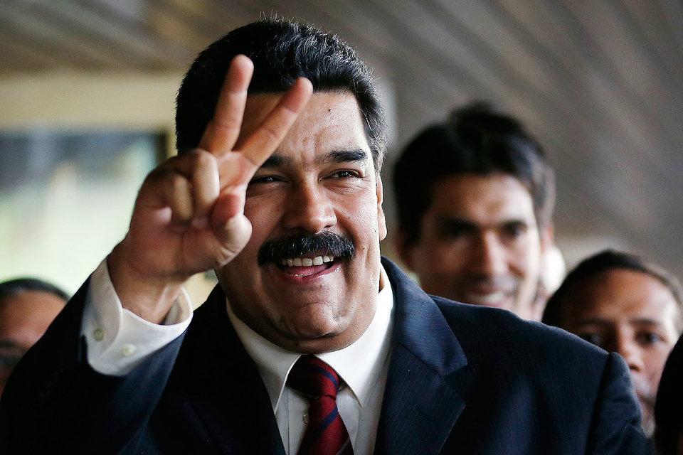 Венесуэльской оппозиции окончательно отказано в проведении референдума об отставке президента Николаса Мадуро