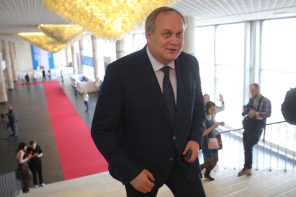 Замминистра спорта Юрий Нагорных покидает пост