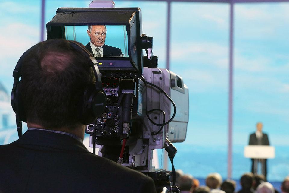 ОНФ остается президентским движением, но желающие им порулить есть и вне Кремля