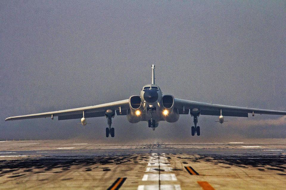 Двигатели типа Д-30 закупаются Китаем для оснащения среднего бомбардировщика H-6K