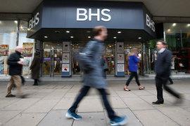 Последние магазины BHS в Великобритании закрылись два месяца назад