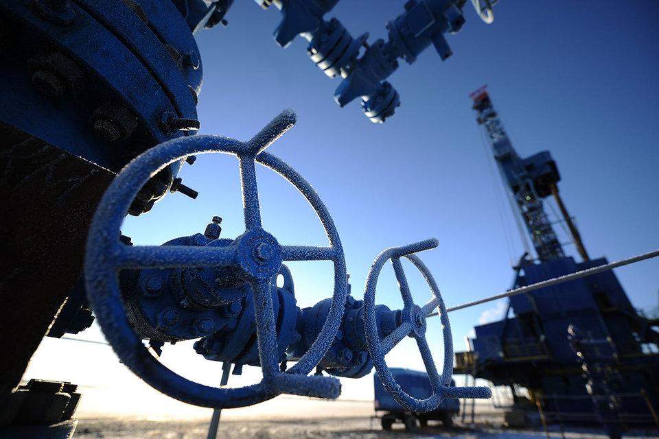 У «Газпрома» простаивает почти треть добывающих мощностей