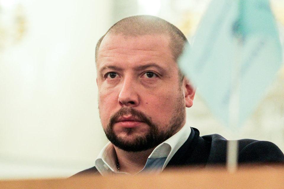Бывший совладелец банка «Траст» Илья Юров