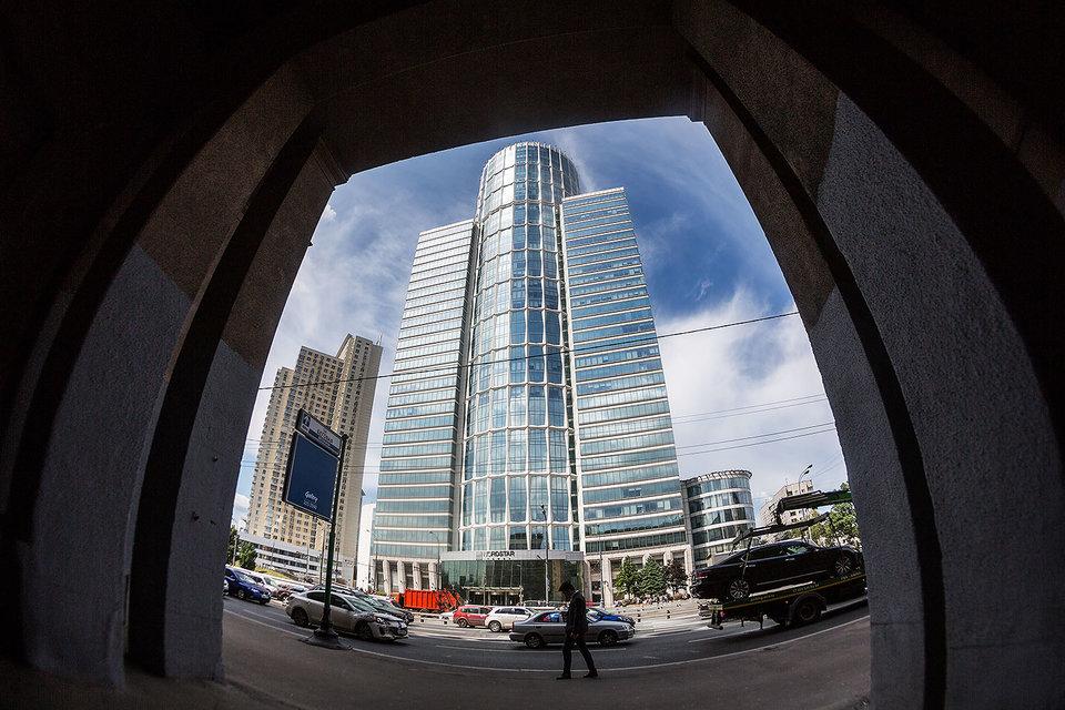 Бизнес-центр Nordstar Tower на Беговой улице