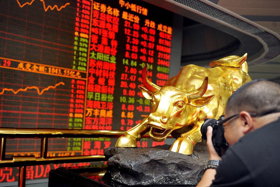 Китайские биржевые спекулянты – одни из самых азартных и непредсказуемых