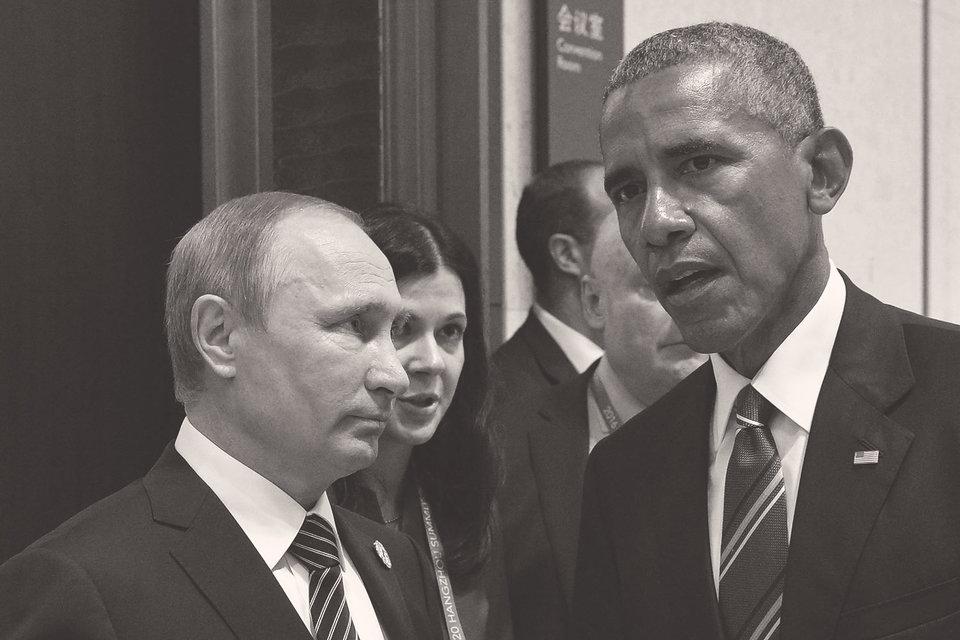 Разве сравнить восемь лет, по максимуму отведенных любому американскому президенту, с 17 годами, что провел за партой российский президент?