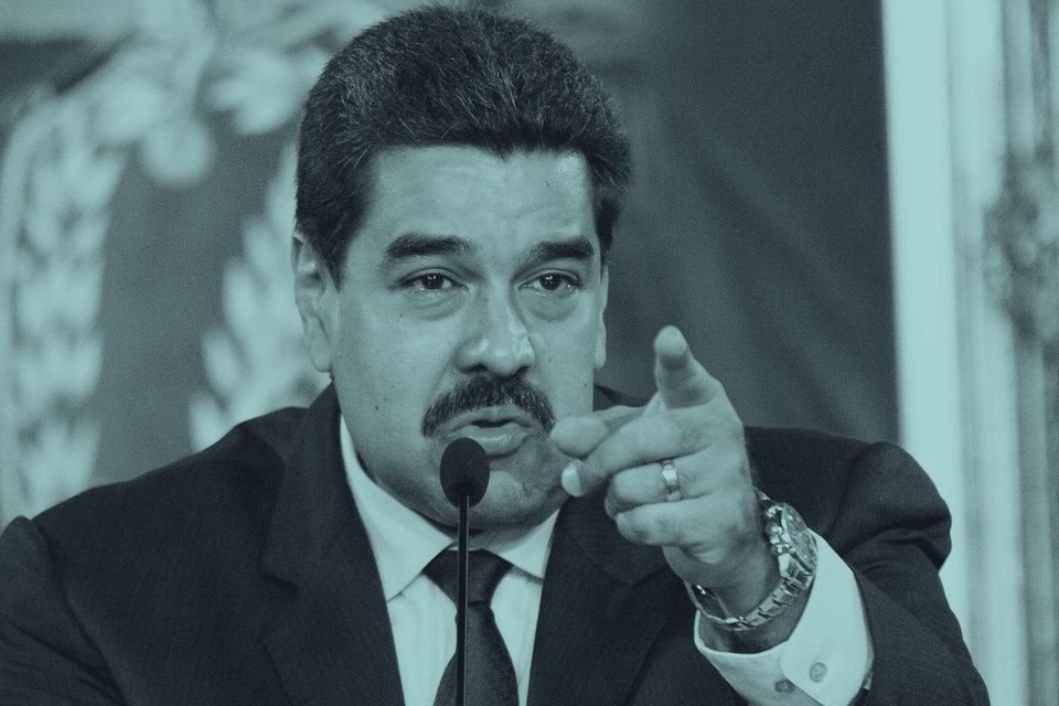 Человек недели: Николас Мадуро