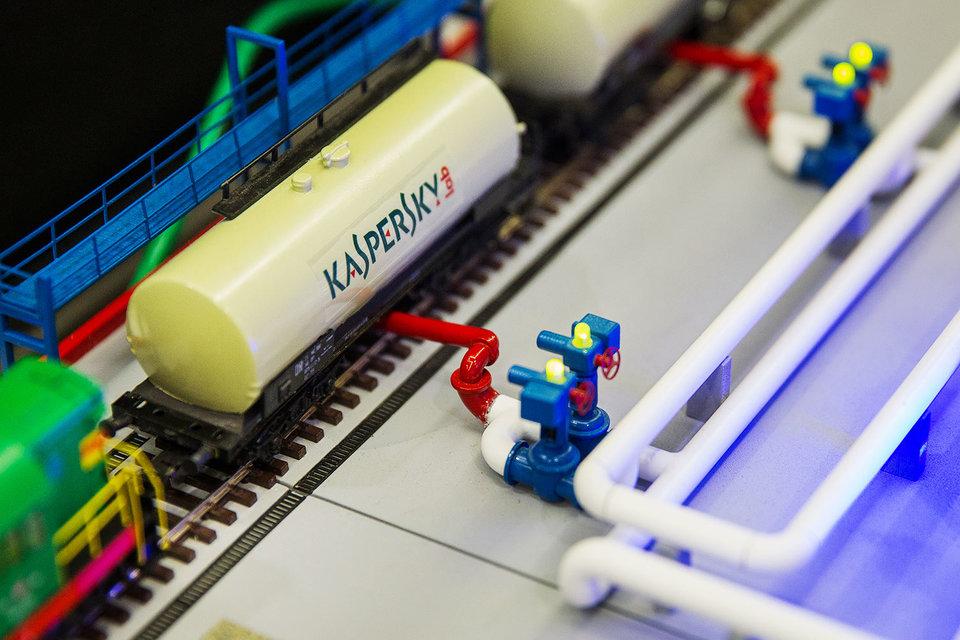 Суммы, поступающие в Россию от IT-экспортеров, таких как «Лаборатория Касперского», пока не сравнить с доходами от экспорта углеводородов