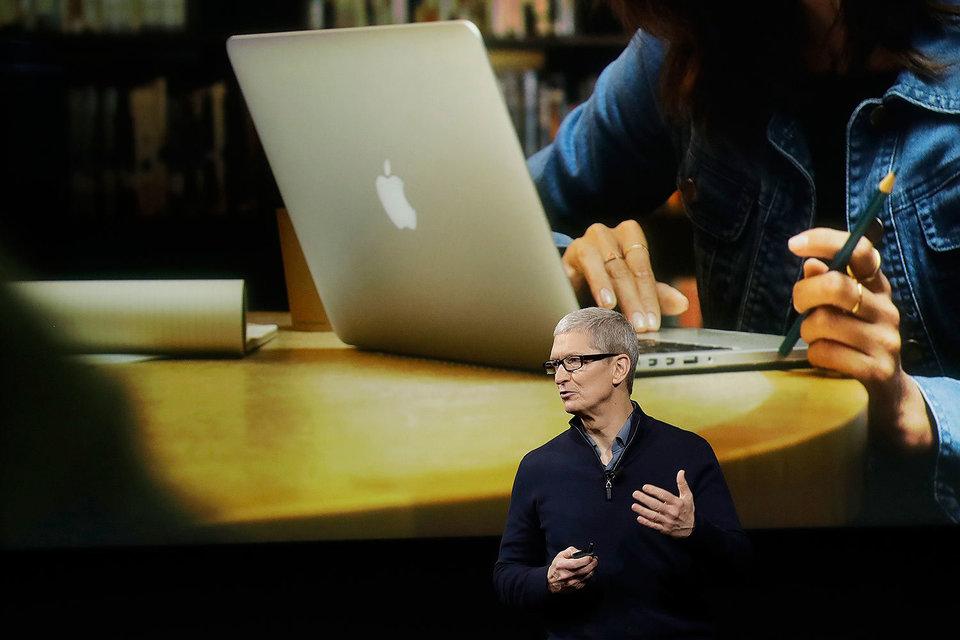 Apple обновляет MacBook