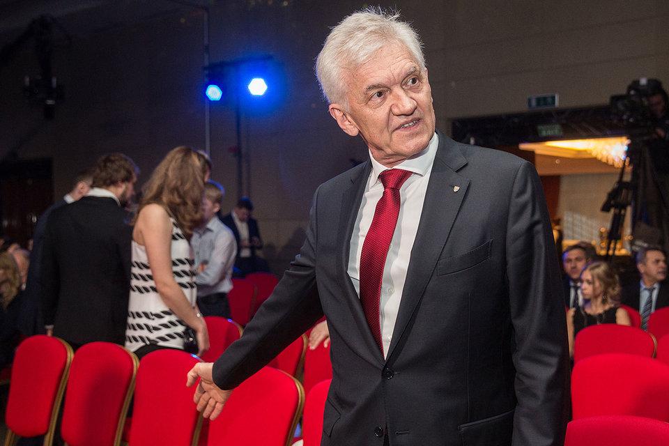 Геннадий Тимченко продал долю в компании «Петромир»