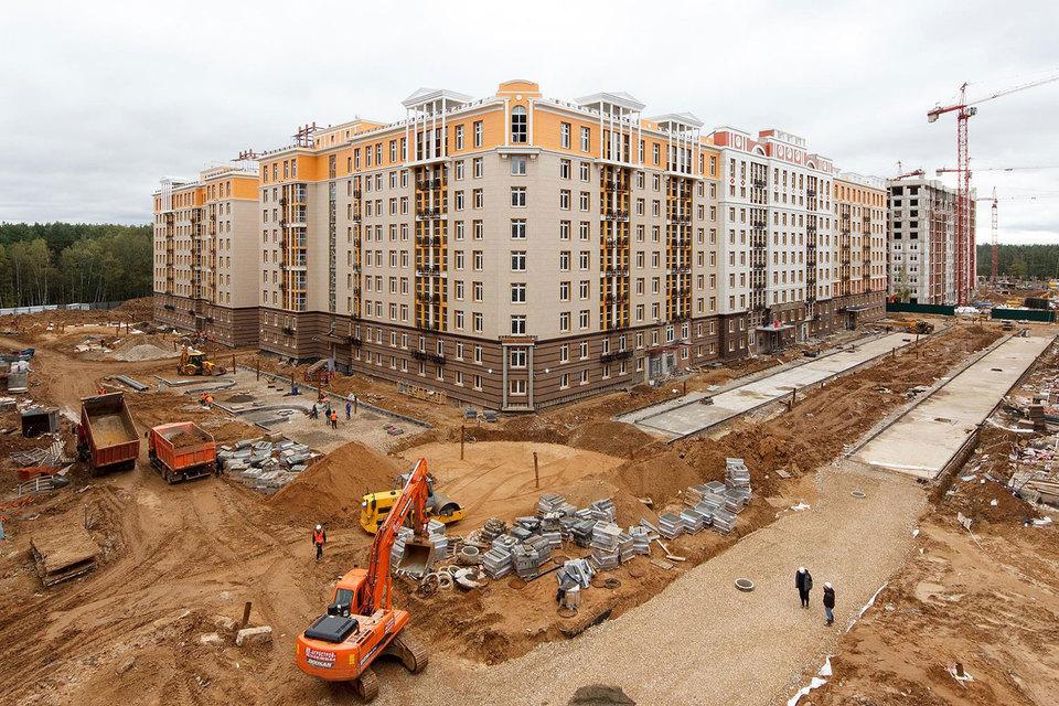 Один из проектов Sezar Group – «Рассказово» недалеко от строящейся станции метро «Рассказовка»