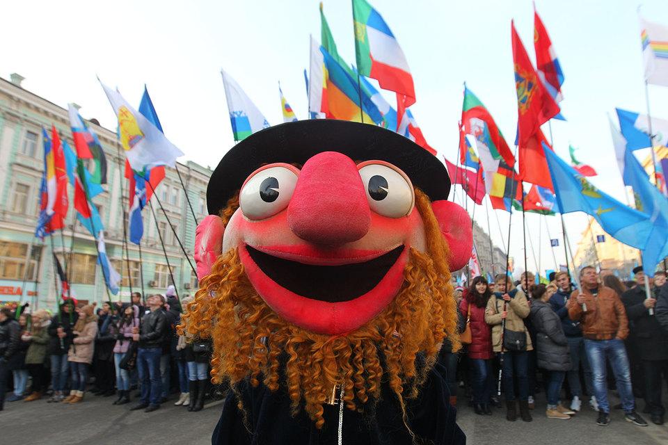 Дружба народов в России, по официальным оценкам, значительно укрепилась